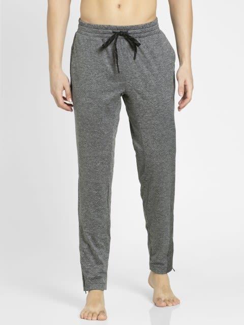 Grey Marl Track Pant