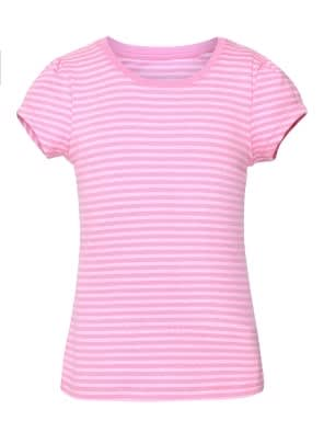 Aurora Pink & Pink lady MelANGE Girls T-Shirt