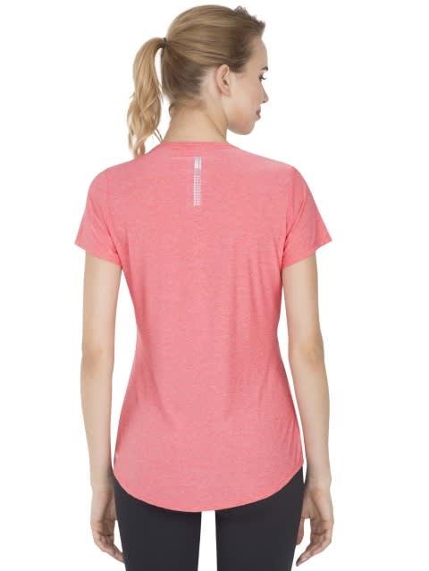 Coral Melange T-Shirt