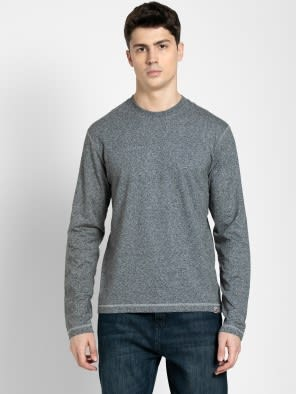 Black Grindle Long Sleeved T-Shirt