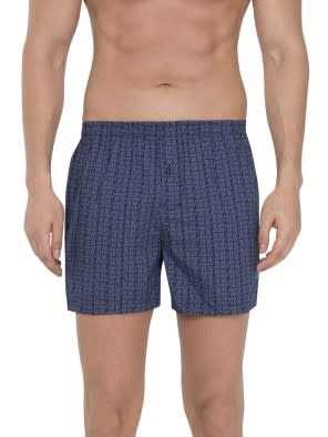 Assorted Prints Boxer Shorts Pack of 2