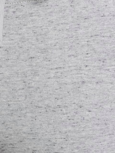 Grey Snow Melange Capri