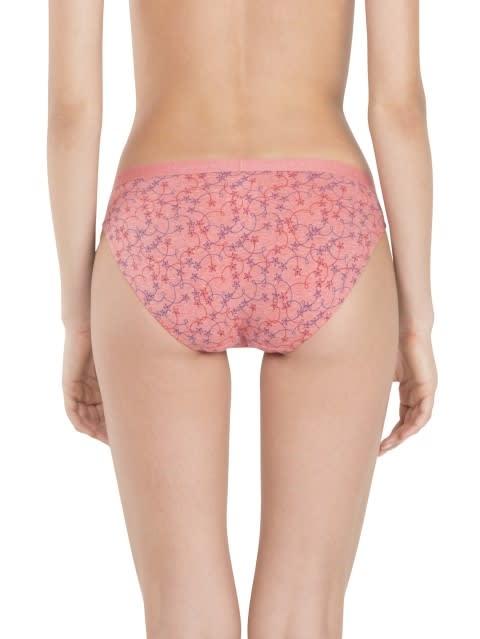 Passion Red Melange Bikini