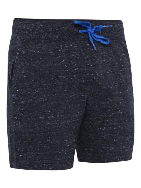 Black Snow Melange Boys Shorts