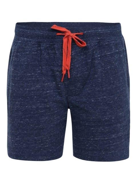 Blue Snow Melange Boys Shorts