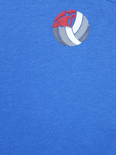 Neon Blue Boys Shorts