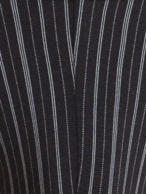 Black Stripes07 Men Printed Brief