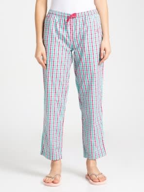 Ruby Assorted Checks Long Pant