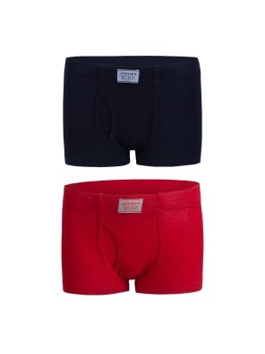 Assorted Colors Boys Trunk Pack of 2