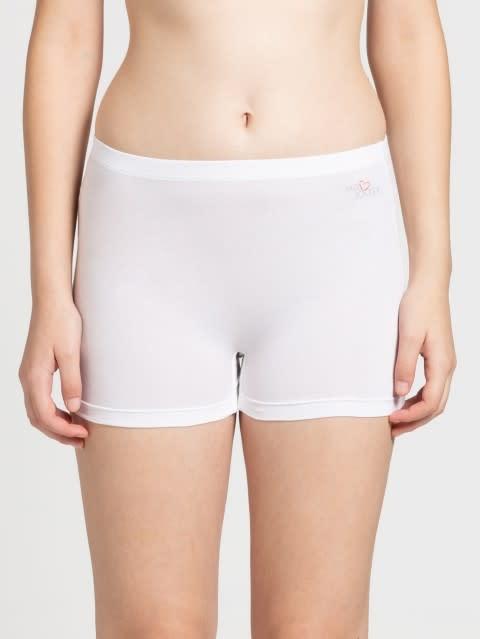 White Shorties