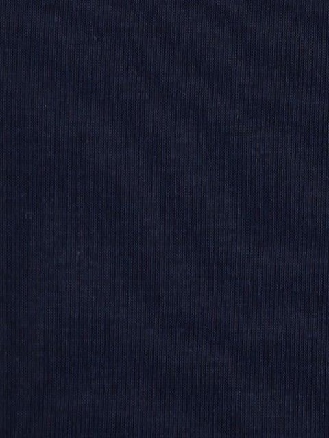 Navy and Mid Grey Melange Boys Vest