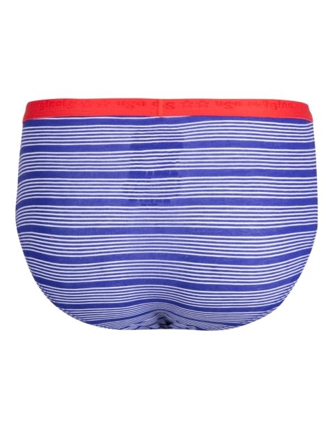 Assorted Plain and Prints Girls Panty Pack of 2