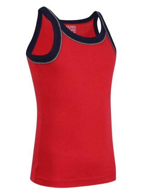 Team Red & Navy Boys Vest