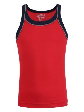 Team Red & Navy Boys Vest