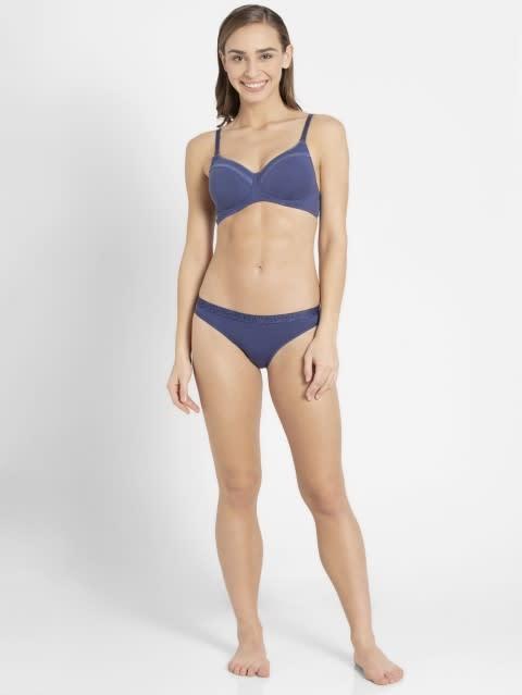 Deep Cobalt Bikini