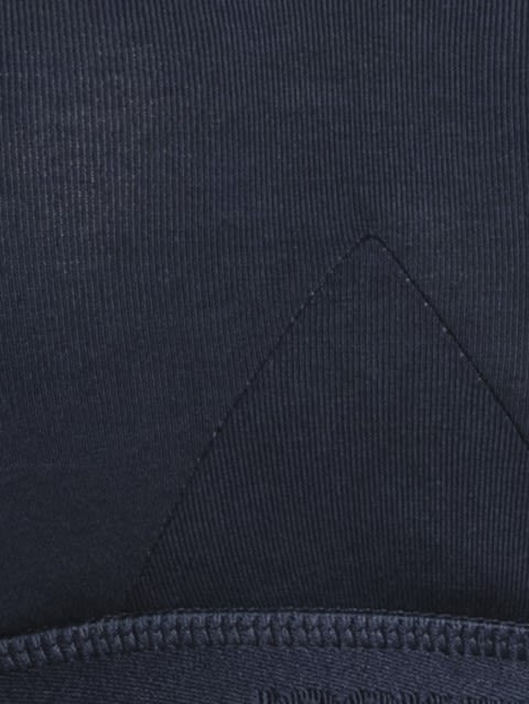 Navy Blazer Slip On Active Bra