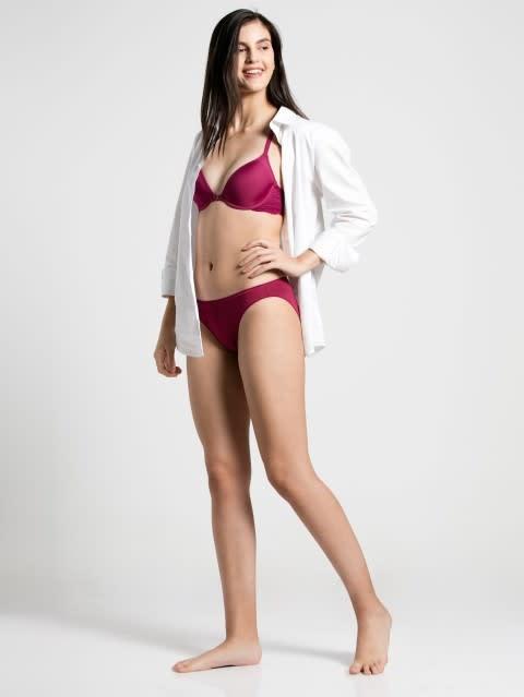 Pink Wine Bikini