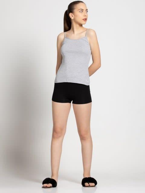 Light Grey Melange Camisole