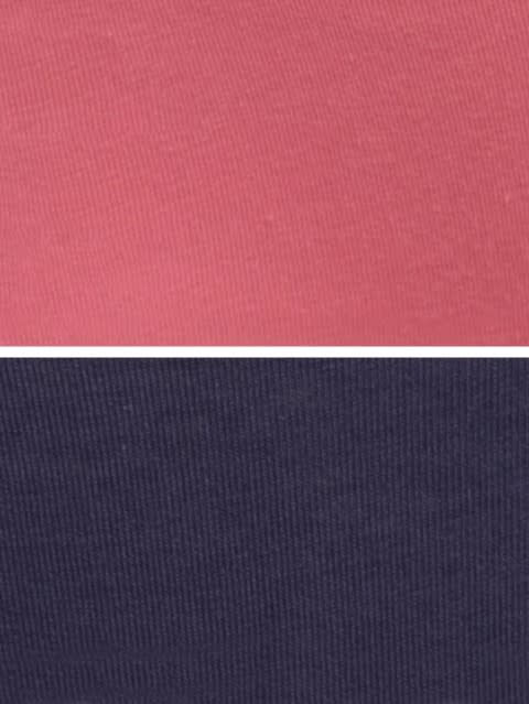 Rapture Rose & Classic Navy Hipster Pack of 2