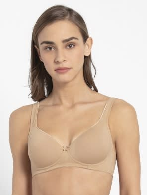Skin Non wired Full coverage T-shirt Bra
