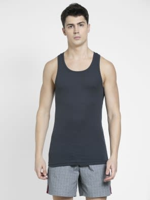 Graphite Racer Back Shirt