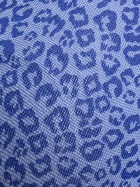Iris Blue Print216 Seamless Shaper Bra