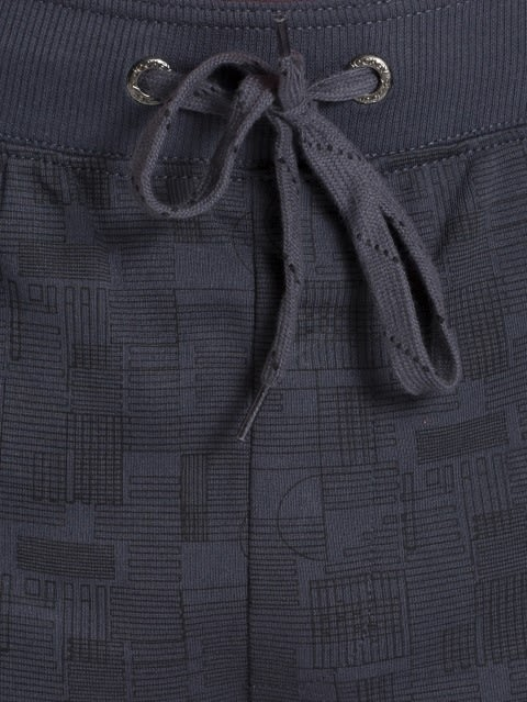Graphite Prints Straight fit Shorts