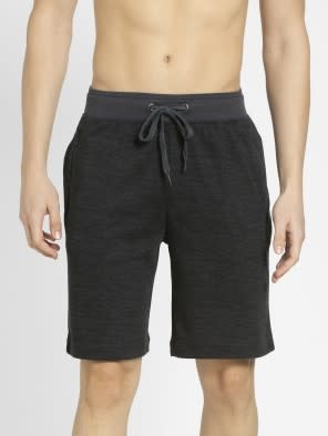 Graphite Prints Straight fit Shorts