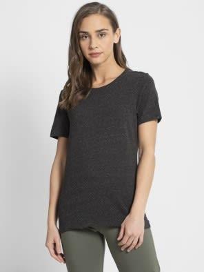 Black Snow Melange T-Shirt