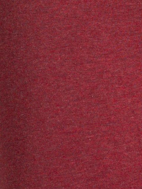 Red Melange Boxer Brief