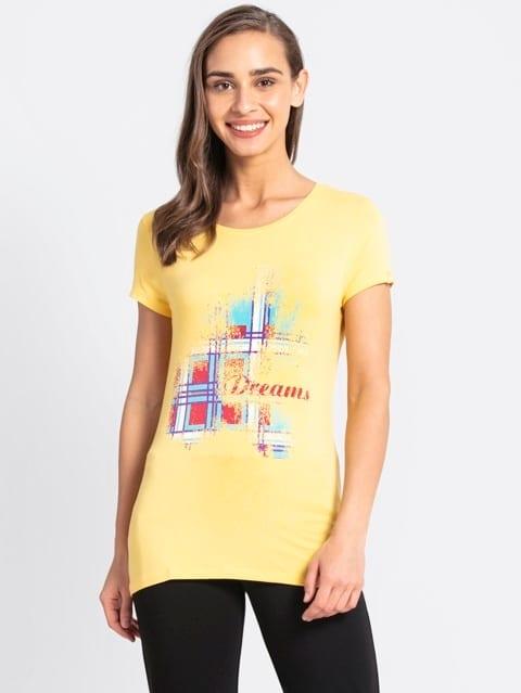 Banana Cream Print45 Graphic T-Shirt