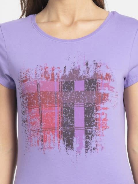 Paisley Purple Print46 Graphic T-Shirt