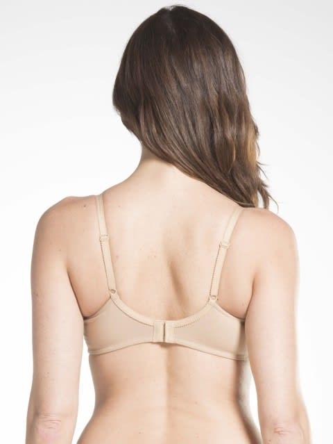 Skin Crossover Side Support Bra