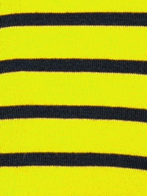 Navy & Empire Yellow Trunk