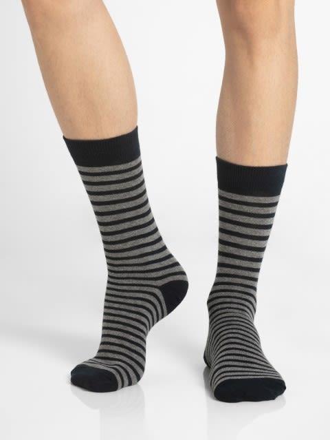 Navy01 Crew Socks