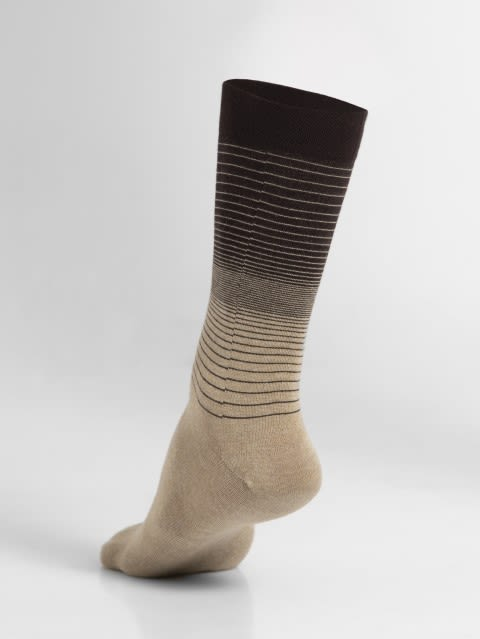 Khaki Men Formal Socks