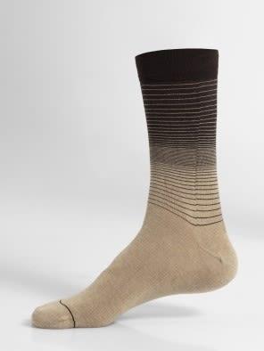 Khaki Men Formal Socks