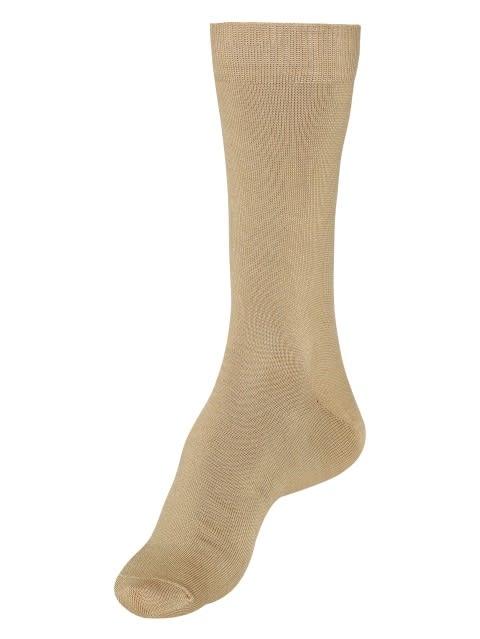 Beige Men Formal Socks