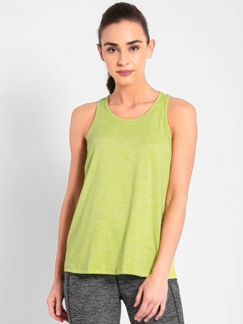 Green Glow Tank Top
