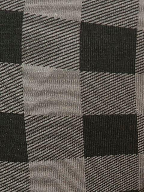 Charcoal Melange Print1 Brief
