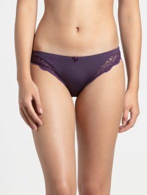 Purple Cosmos Bikini