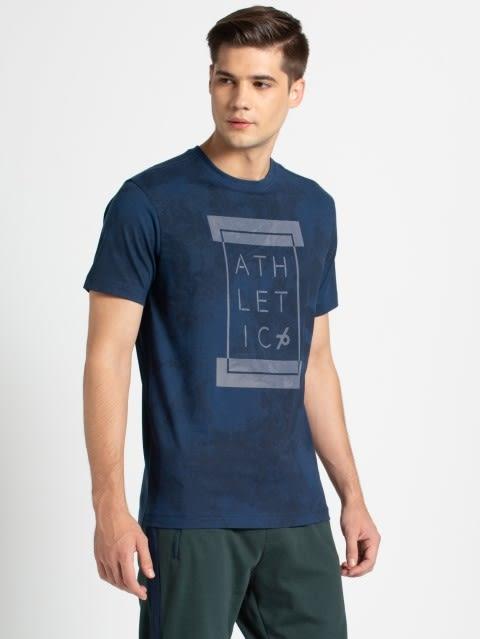 Insigna Blue Print Sport T-Shirt