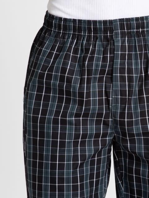 Black Check283 Pyjama