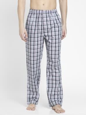 Ash Grey Check286 Pyjama