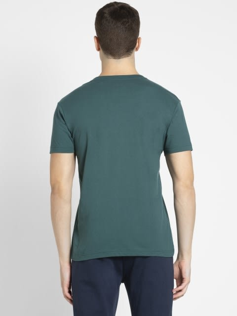 Pacific Green V-Neck T-shirt