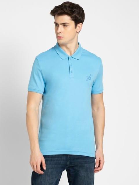 Alaksan Blue Sport Polo T-Shirt