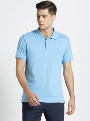 Alaksan Blue Sport Polo T-Shirt
