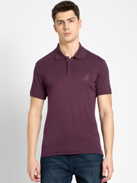 Plum Perfect Sport Polo T-Shirt