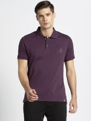 Plum Perfect Sport Polo T-Shirt