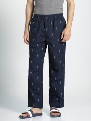 Navy Print01 Pyjama